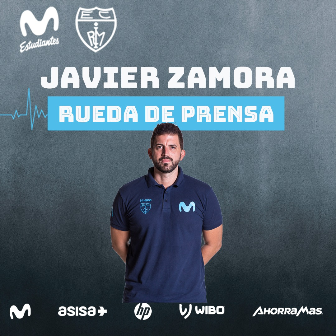 Rueda de prensa UCAM Murcia- Movistar Estu