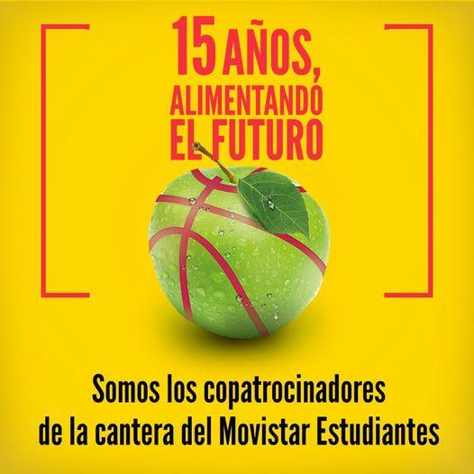 Ahorramas cumple 15 años como copatrocinador de la cantera de Movistar Estudiantes
