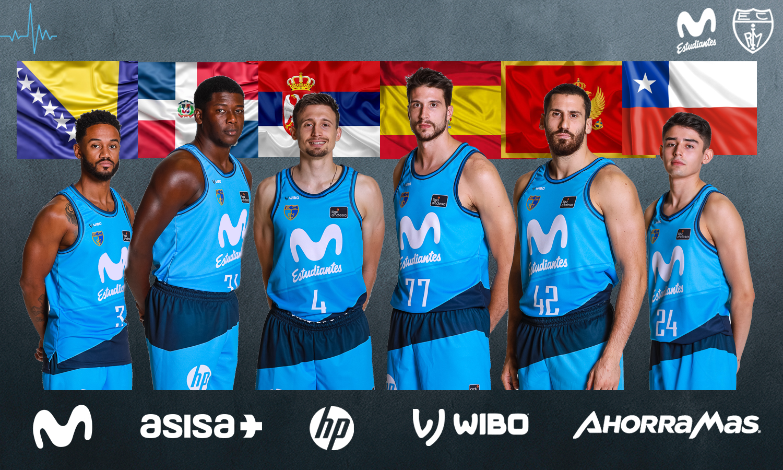 Ventanas FIBA: así lo han hecho los jugadores de Movistar Estudiantes