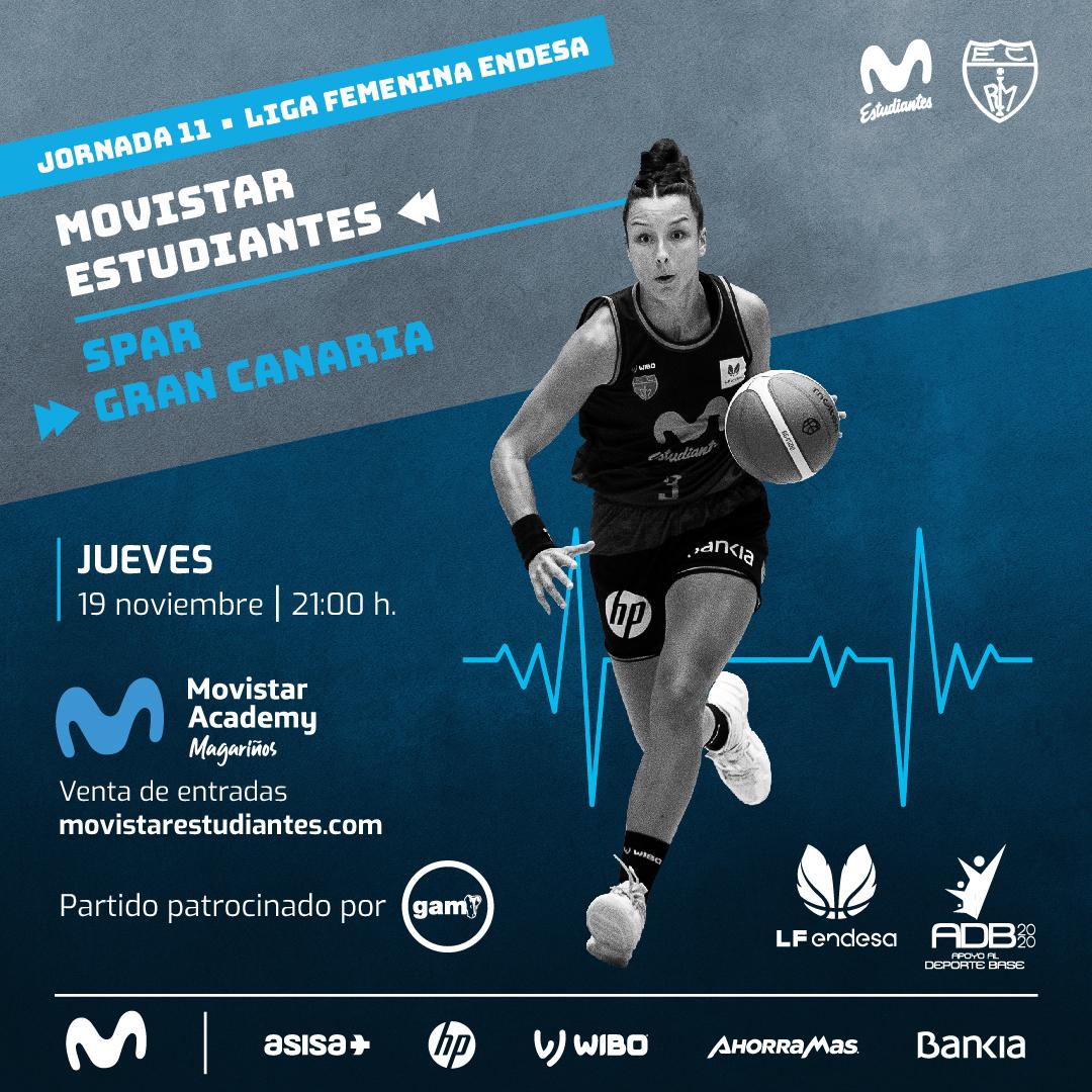Entradas Movistar Estu- Spar Gran Canaria (jueves 19, 21h)