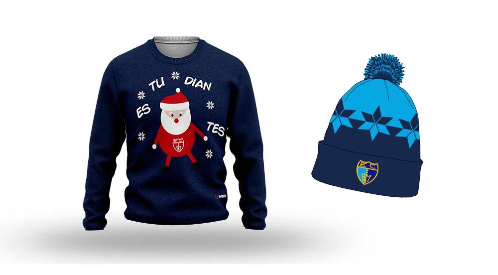 Reserva el jersey navideño de Movistar Estudiantes