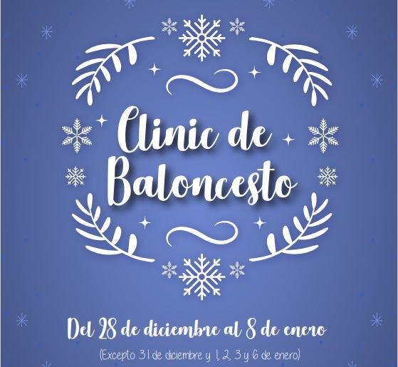 Clínic de Baloncesto por Navidad en Las Tablas