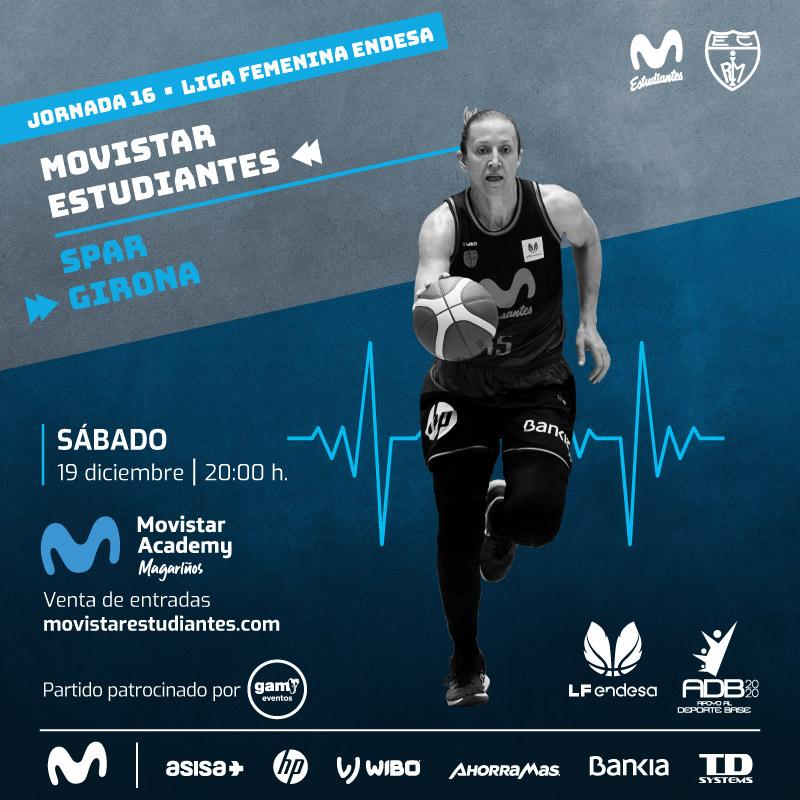 Agotadas entradas LF Movistar Estu – Spar Girona (sábado, 20h)