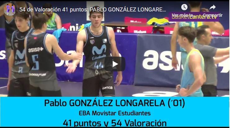 EBA: La exhibición de Longarela, en medios (VÍDEO)
