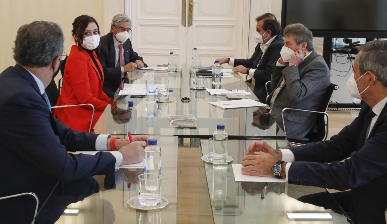 El gobierno regional reconstruirá La Nevera