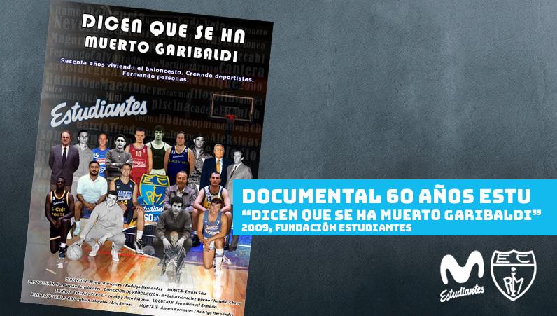 Documental completo 60 años historia Estudiantes