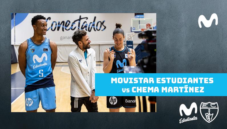 VÍDEO: Chema Martínez VS Movistar Estudiantes