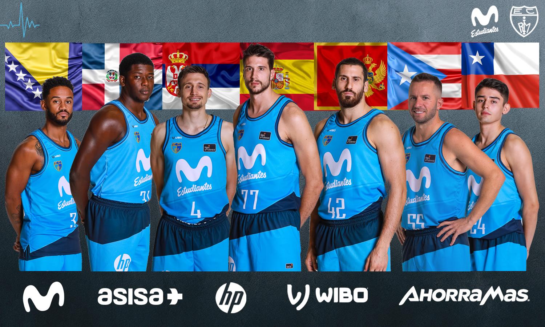 Así ha sido la ventana FIBA de febrero para Movistar Estudiantes