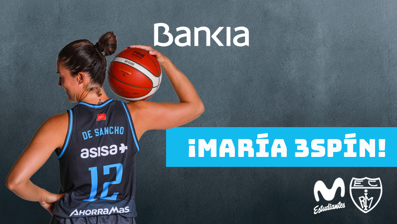 María 3spín, triple Bankia de la semana