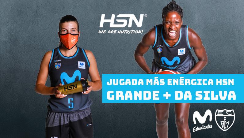 Enérgica conexión HSN entre Carmen Grande y Sofía Da Silva