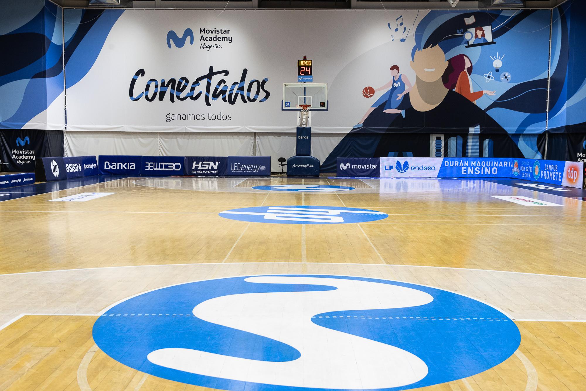 Escuela de baloncesto 2021-22: Movistar Academy Magariños