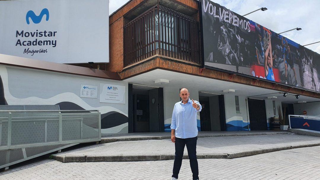 Íñigo de la Villa seguirá como Secretario Técnico de Movistar Estudiantes