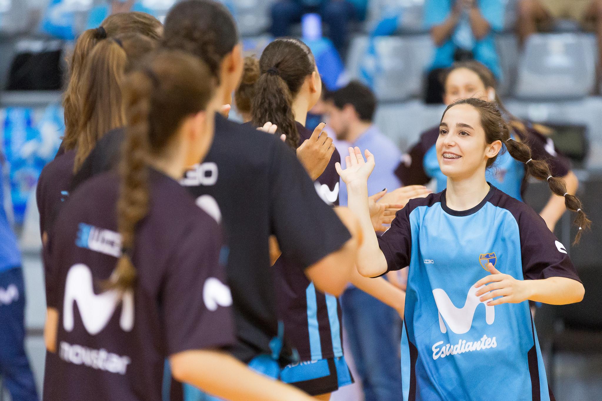 Campeonato de España Cadete Femenino: Cuartas de España