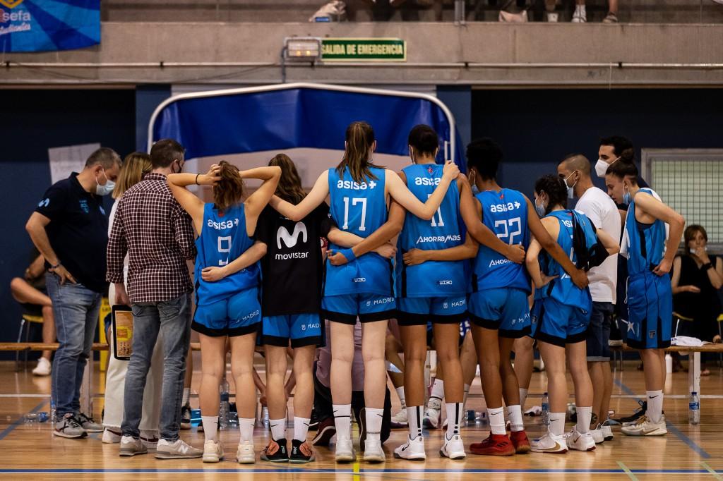 Campeonato de España Junior Femenino: hasta octavos