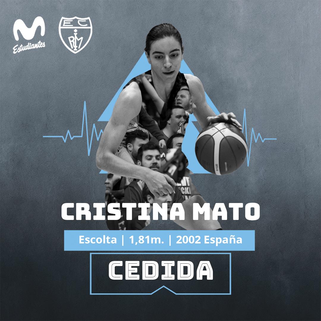 Cristina Mato jugará cedida en Sinergia Soluciones Real Canoe