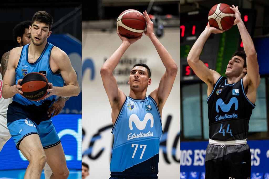 FIBA European Challengers U20M, con Stoilov, Levy y Longarela