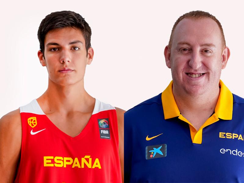 Challenger U18M con Pablo Orenga y Javi Cabrerizo