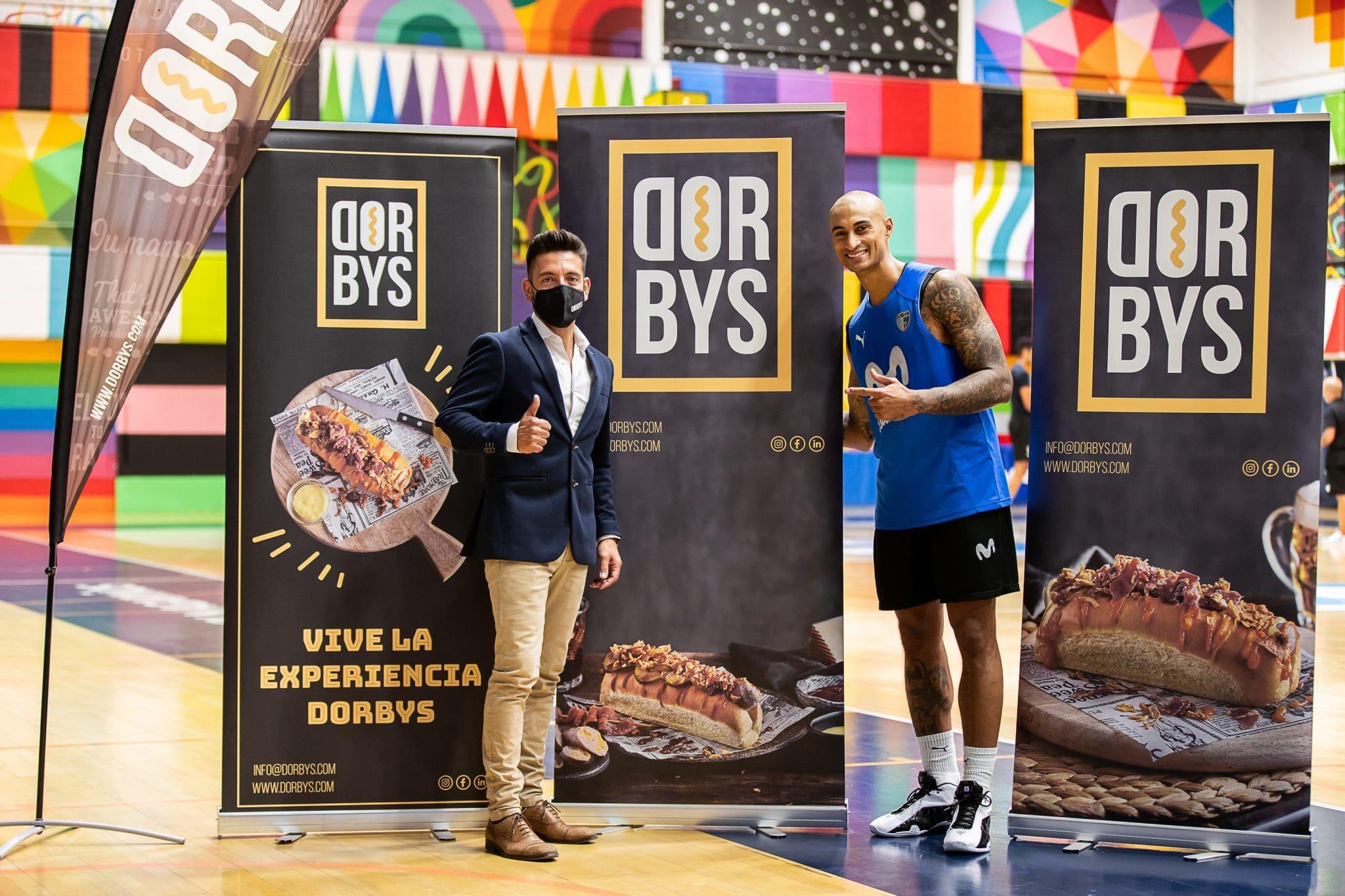 DORBYS, nuevo patrocinador de Movistar Estudiantes en LEB Oro