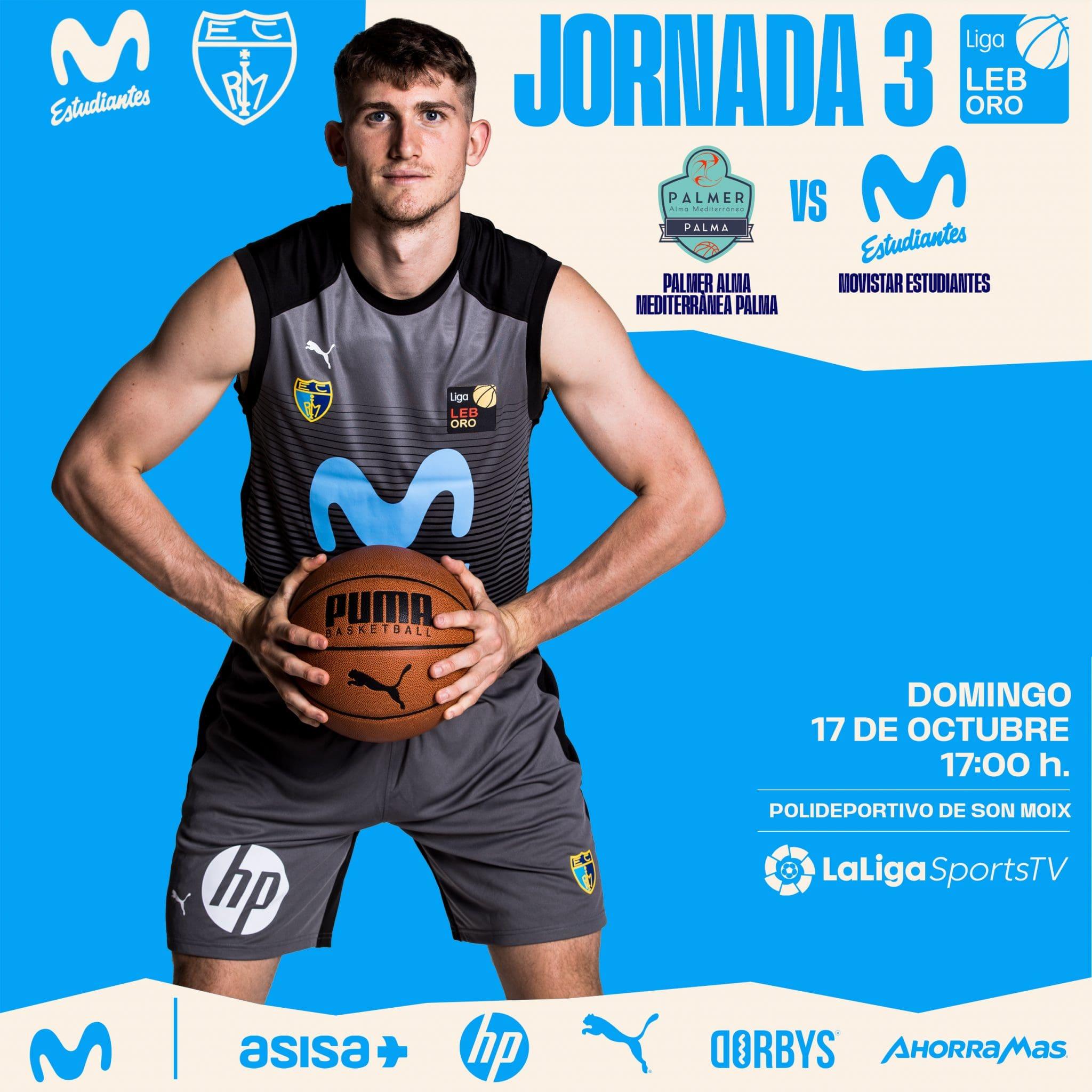 LEB: A Mallorca en busca de la tercera (domingo, 17h, LaLigaSportsTV)